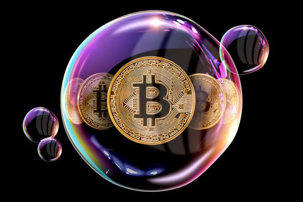 Another Bitcoin Bubble?