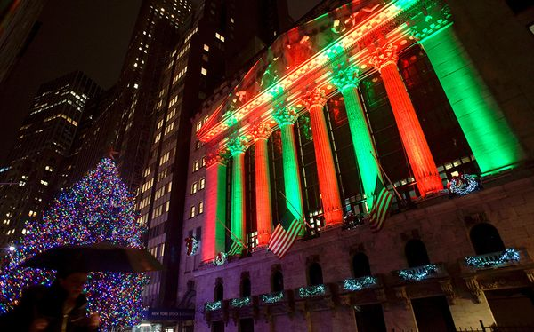 US Stocks are set up for a dramatic surge into year-end